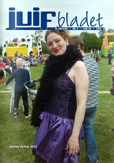 JUIF blad maj 2015