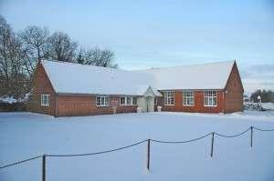 Lydersholm Forsamlingshus dec. 2009